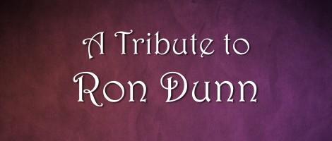 Ron Dunn devo. 8
