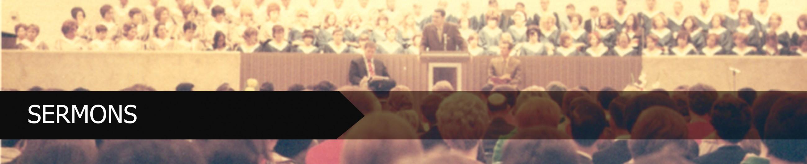 Sermons Ron Dunn Banner