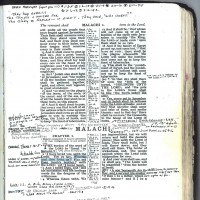Malachi 1:1-6