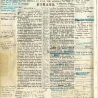Romans 1:1-23