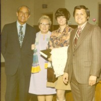 Ron & Kaye with Dr. & Mrs. John Hunter