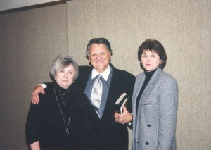 Ron & Kaye with Joanne Gardner, Ron's associate since 1966 to date