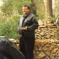Ron Speaking In the Garden of Gethsemane