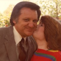 Ron & his daughter, Kimberly Kaye