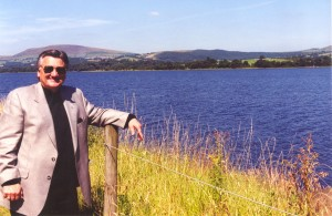 Ron in England for the Keswick Convention