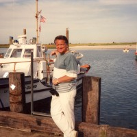 Ron vacationing in Cape Cod